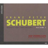 Schubert: Works for Fortepiano Vol 1 / Vermeulen