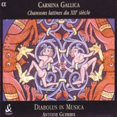 Carmina Gallica - 12th Century Latin Songs / Guerber, et al