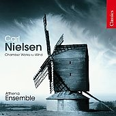 Nielsen: Music for Wind Instruments / Athena Ensemble