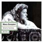 Mara Zampieri - Verismo Heriones