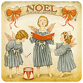 NOEL! - Voices of Christmas / Alagna, Dessay, Te Kanawa, Hampson, et al