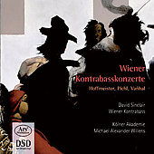 Forgotten Treasures Vol 3 - Wiener Kontrabasskonzerte / Willens, Sinclair, et al