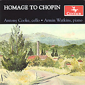 Homage to Chopin / Antony Cooke, Armin Watkins