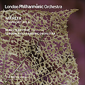 Mahler: Symphony no 6 / Tennstedt, London PO