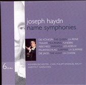 Haydn: Name Symphonies [Box Set]