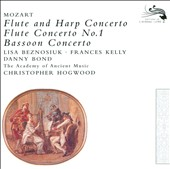 Mozart: Flute and Harp Concerto; Flute Concerto No. 1; Bassoon Concerto