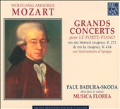 Mozart: Grand Concerts pour Le Forte-Piano