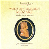 Mozart: Works for pianoforte
