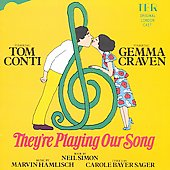 Original London Cast: They're Playing Our Song [Original London Cast]