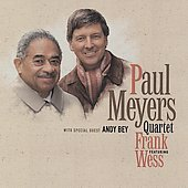 Frank Wess/Paul Meyers Quartet/Paul Meyers (Guitar): Paul Meyers Quartet Featuring Frank Wess