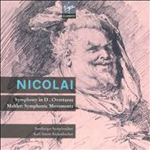 Nicolai: Symphony In D Major