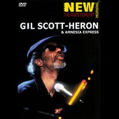 Gil Scott-Heron: Paris Concert