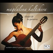 Kaltcheva: Elogio de la Guitarra / Kaltcheva, guitar