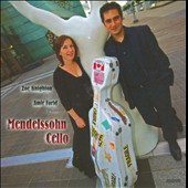Mendelssohn Cello / Zoe Knighton, cello; Amir Farid, piano