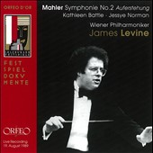 Mahler Symphony No. 2 / James Levine