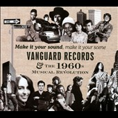 Various Artists: Make It Your Sound, Make It Your Scene: Vanguard Records & the 1960s Musical Revolution [Box]