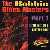 Little Milton: Bobbin Blues Masters, Vol. 1