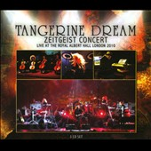 Tangerine Dream: Zeitgeist Concert: Live At the Royal Albert Hall London 2010 [Box]