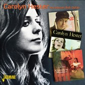 Carolyn Hester: Introduces Bob Dylan