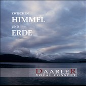 Between Heaven And Earth - choral works by Durufle, Pott, Avni, reger, de Jeune et al. / Daarler Vocal Consort