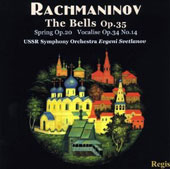 Rachmaninov: The Bells Op. 35; Spring Op. 20; Vocalise Op. 34 No. 14