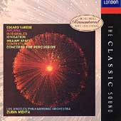 The Classic Sound - Varese: Arcana, etc;  Kraft / Mehta