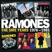 The Ramones: The  Sire Years 1976-1981 [Box]
