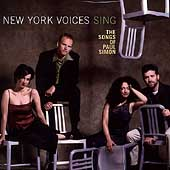 New York Voices: Sing the Songs of Paul Simon