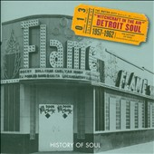Various Artists: Witchcraft in the Air: Detroit Soul 1957-1962