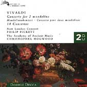 Vivaldi: Concerto for 2 Mandolins, etc / Pickett, Hogwood