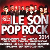 Various Artists: RTL2: Le Son Pop Rock 2014