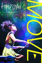 Hiromi: Move: Live in Tokyo