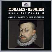 Morales: Requiem / McCreesh, Gabrieli Consort