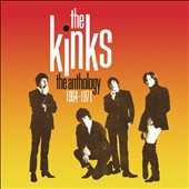 The Kinks: The Anthology 1964-1971 [Box]