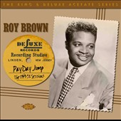 Roy Brown: Payday Jump: The 1949-51 Sessions [Slipcase] *