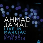 Ahmad Jamal: Live in Marciac: August 5, 2014 [Digipak]