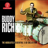 Buddy Rich: The  Absolutely Essential 3 CD Collection *