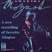 Mozart: Adagios / Rosenberger, Cerovsek, Vogel, et al