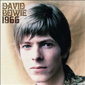 David Bowie: I Dig Everything: The 1966 Pye Singles [Digipak]