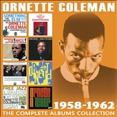 Ornette Coleman: The Complete Albums Collection 1958-1962 *