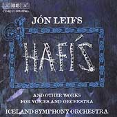 Leifs: Haf&#237;s, etc / Manson, Iceland Symphony Orchestra
