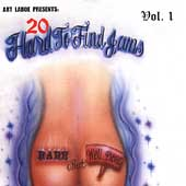 Various Artists: 20 Hard to Find Jams