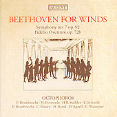 Beethoven: Symphony no 7, Fidelio Overture / Octophoros
