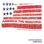 America the Beautiful - Songs & Hymns from the American Soul
