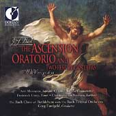 Bach: The Ascension Oratorio, Festive Cantatas / Funfgeld