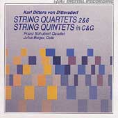 Dittersdorf: String Quartets, Quintets / Franz Schubert Qt