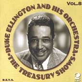 Duke Ellington: Treasury Shows, Vol. 8