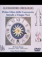 Orologio: Primo Libro delle Canzonette / Fagotto, et al