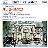J. Strauss, Jr.: Die Fledermaus / Wildner, Fontana, et al
