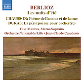 Berlioz: Les nuits d'&eacute;t&eacute; / Casadesus, Maurus